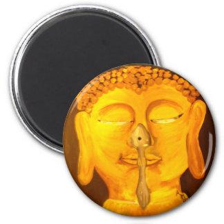 Spoon Buddha magnet