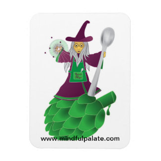 Spoon Mage Kitchen Magnet