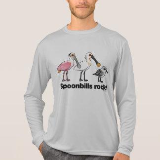 Spoonbills Rock! T-Shirt