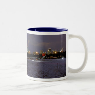 Spoonbridge and Cherry Two-Tone Coffee Mug
