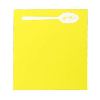 Spoonie Notepads