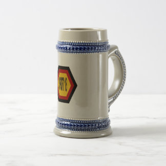 SPORT18   DEUTSCHLAND CATCHES BEER STEIN