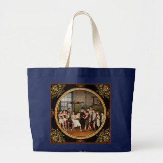 Sport - Boxing - Fists of fury 1924 Large Tote Bag