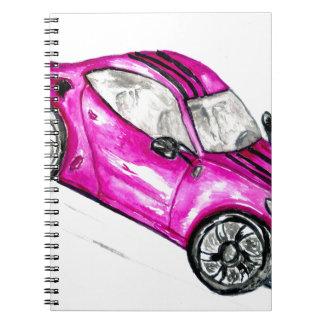 Sport Car Sketch2 Notebooks