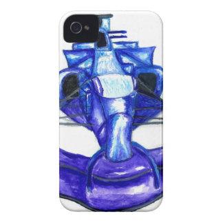 Sport Car Sketch3 Case-Mate iPhone 4 Case