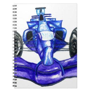 Sport Car Sketch3 Notebooks