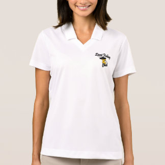 Sport Fishing Chick #4 Polo Shirt