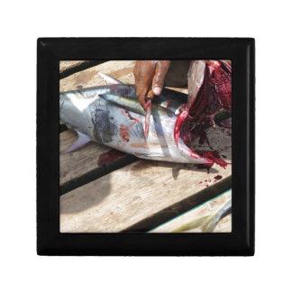 sport fishing trinket box