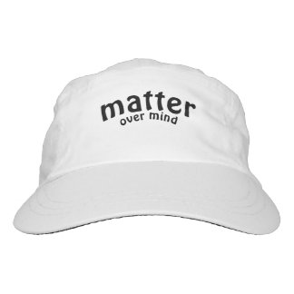 sport hat with a message