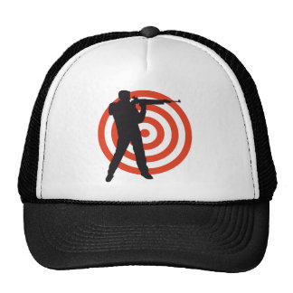 sport more shooter hat
