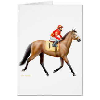 Sport of Kings Racehorse Card