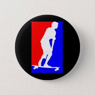 Sport of Longboarding 2 Inch Round Button