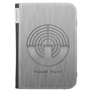 Sport Shooting; Metal-look Case For The Kindle
