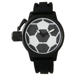 SPORT   Soccer / Football Wrist Watch
