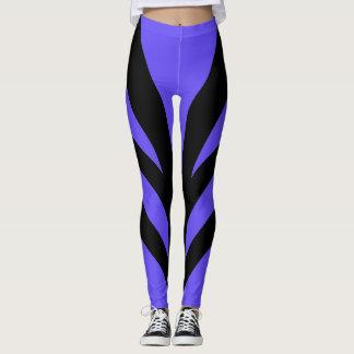 Sport Stripe Leggings by Julie Everhart