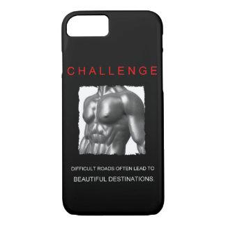 sport success motivational challenge quote Case-Mate iPhone case