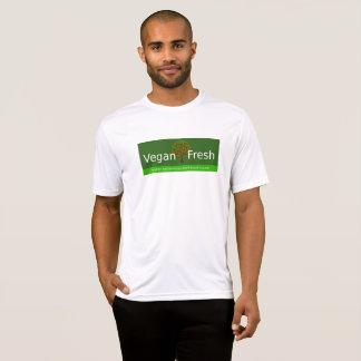 Sport Tek Competitor Shirt with Vegan Fresh Logo