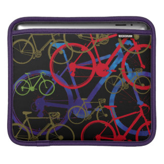sport-themed urban bikes sleeves for iPads