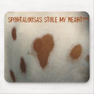 SPORTALOOSAS STOLE MY HEART!!!!!!! MOUSE PAD