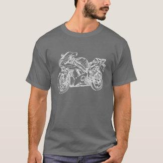 Sportbike Art T-shirt