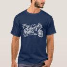 Sportbike Drawing (Ninja) T-Shirt