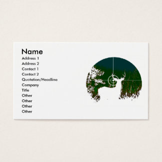 Sporting Goods Business Card
