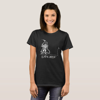 Sporting Goth - Golfer F T-Shirt