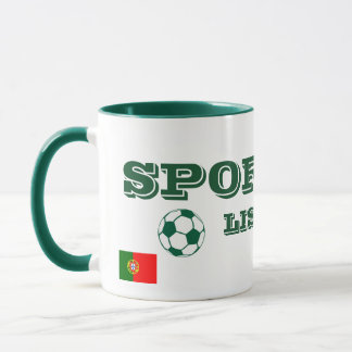 Sporting Mug / Caneca do Sporting