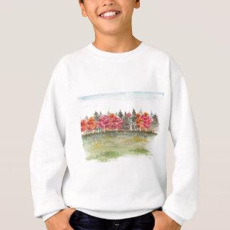 Sportplatz Birkenwäldchen Sweatshirt