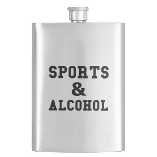 Sports And Alcohol Flasks