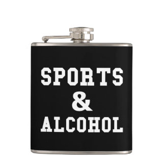 Sports And Alcohol Hip Flask