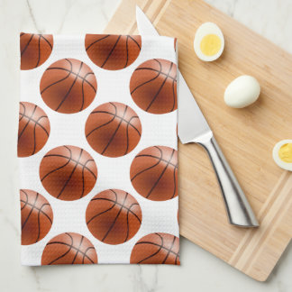 Sports and Games Basketball Man Cave Wet Bar Towel