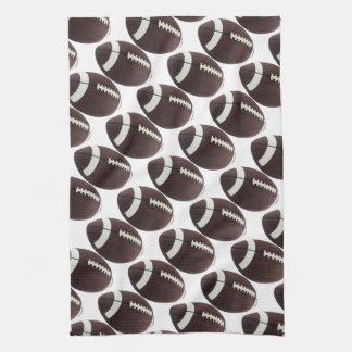 Sports and Games Football Man Cave Wet Bar Towel