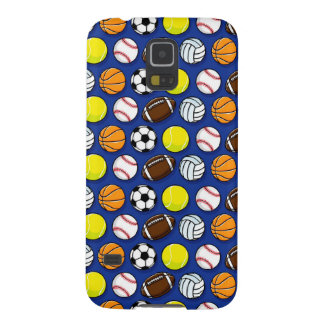 Sports and Games Pattern Galaxy S5 Cases