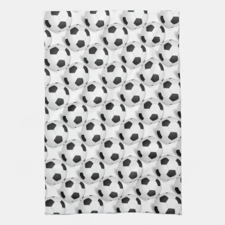 Sports and Games Soccer Man Cave Wet Bar Towel