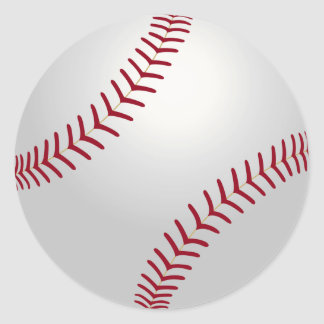 Sports Baseball Stickers