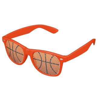 Sports Basketball Fan Retro Sunglasses