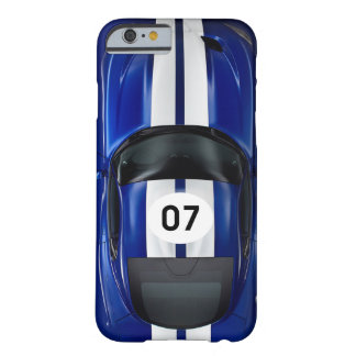 Sports Car 07 Barely There iPhone 6 Case