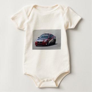Sports Car Auto Racing Baby Bodysuit