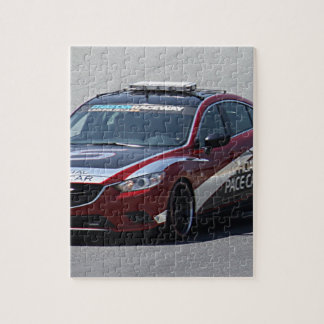 Sports Car Auto Racing Jigsaw Puzzle
