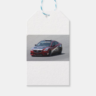 Sports Car Auto Racing Pack Of Gift Tags