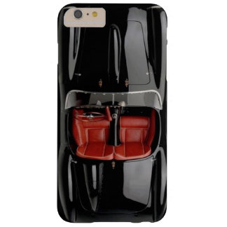 Sports Car Black iPhone 6/6S Plus Barely There Barely There iPhone 6 Plus Case