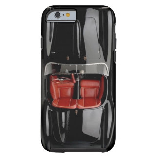 Sports Car Black iPhone 6/6S Tough Case
