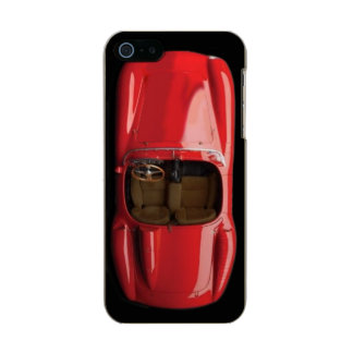 Sports Car Red iPhone SE/5/5S Incipio Shine Case