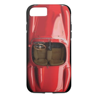 Sports Car Red iPhone X/8/7 Tough Case