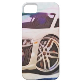 sports cars machine case for the iPhone 5