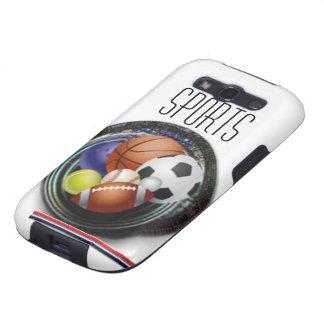 Sports Samsung Galaxy SIII Covers