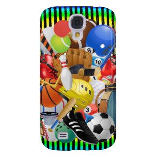 Sports Galaxy S4 Case