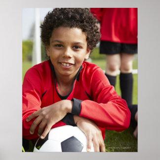 Sports, Children, Football 2 Poster