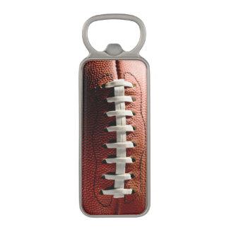 Sports d'amusement de passioné du football ouvre-bouteilles magnétique
